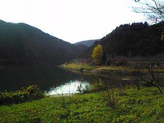 県道68号線 岐阜県笠置町
