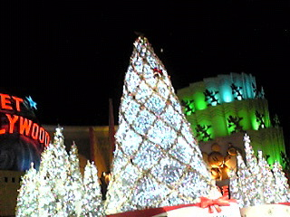 えっ!クリスマスツリー?